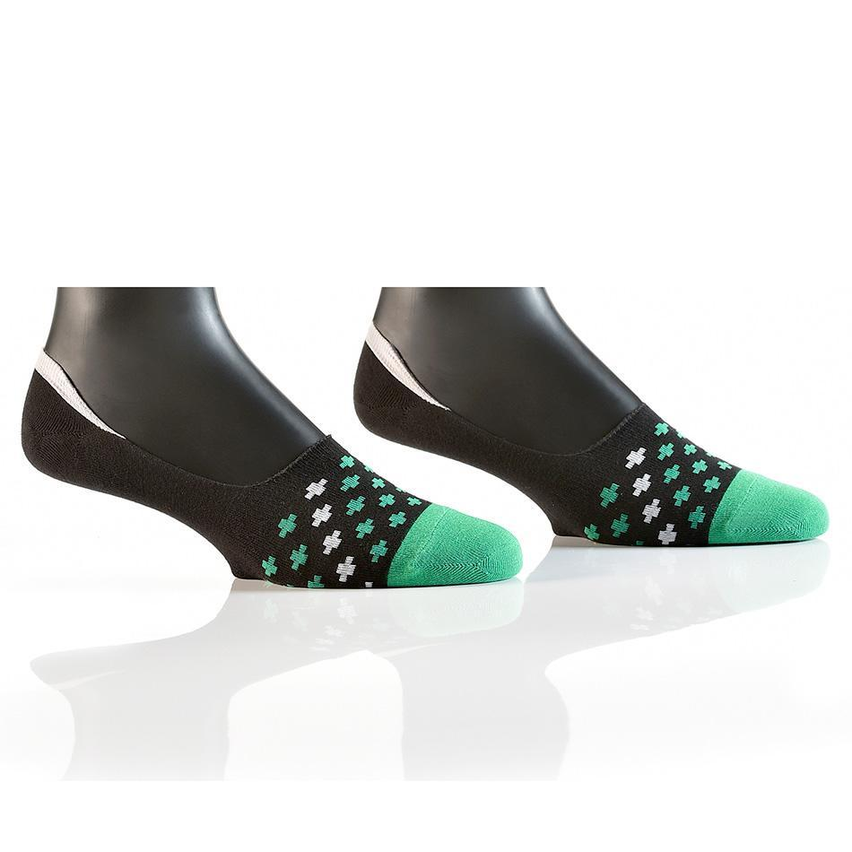 A+++: Men's No Show Socks - Yo Sox Canada
