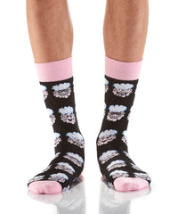 Brainwashed: Men's Crew Socks - Yo Sox Canada
