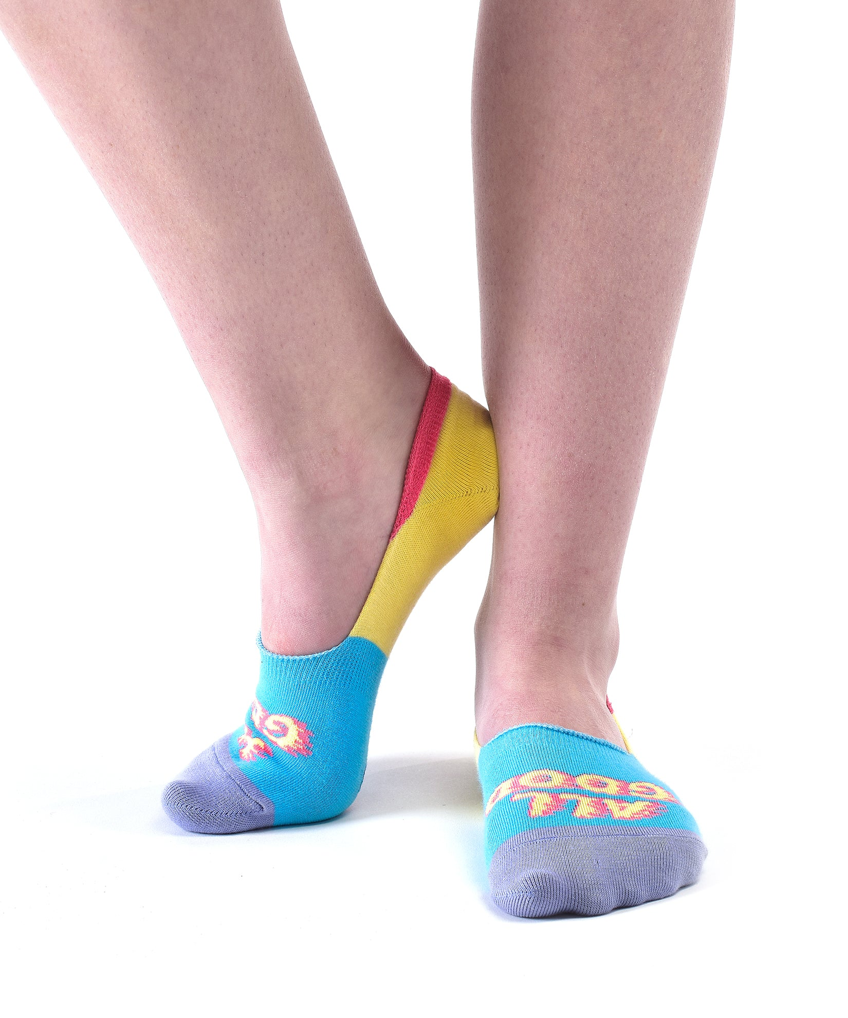Hold The Phone: Women's Crew Socks - Yo Sox Canada