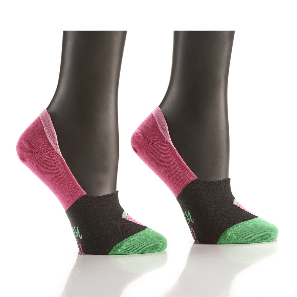 One in a Melon: Women's Crew Socks - Yo Sox Canada