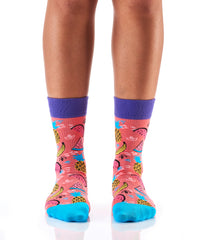 Feeling Fruity: Women's Crew Socks