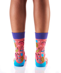 Feeling Fruity: Women's Crew Socks - Yo Sox Canada