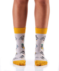 The BeeHive: Women's Crew Socks