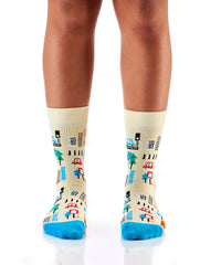 Rush Hour: Women's Crew Socks