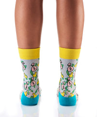 Fit the Bill: Women's Crew Socks
