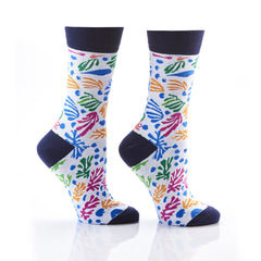 Tropic Thunder: Women's Crew Socks - Yo Sox Canada