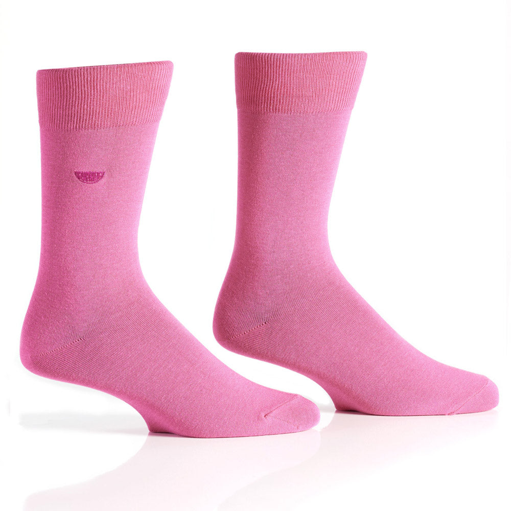 S'Melon Lovely : Bamboo Casual Socks - Yo Sox Canada
