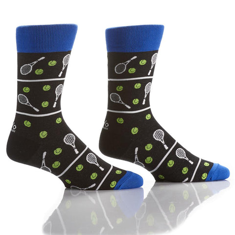 LOVE-40: Men's Crew Socks - Yo Sox Canada