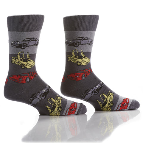 Need for Speed: Men's Crew Socks - Yo Sox Canada