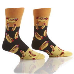 Dog Gone Good: Men's Crew Socks - Yo Sox Canada