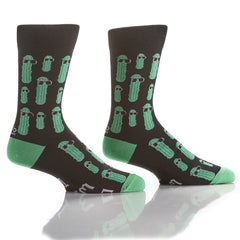 Do it Like Dill: Men's Crew Socks - Yo Sox Canada