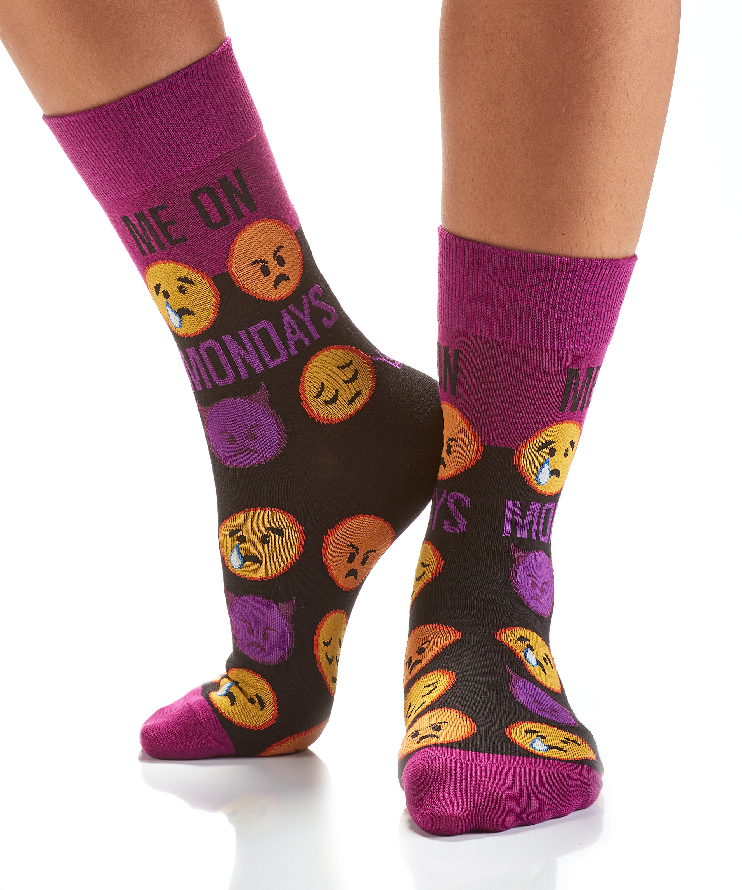 Monday Mood: Women's Crew Socks - Yo Sox Canada