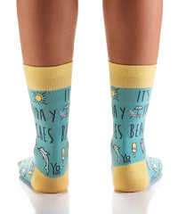 TGIF: Women's Crew Socks