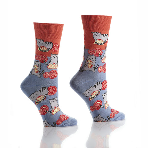 Let's Taco Bout It: Women's Crew Socks - Yo Sox Canada