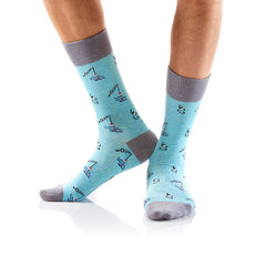 Take the Bait: Men's Crew Socks