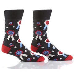 Best Dude: Men's Crew Socks - Yo Sox Canada