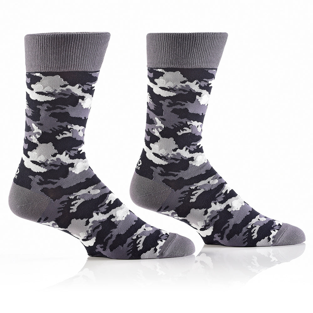 Incognito: Men's Crew Socks - Yo Sox Canada