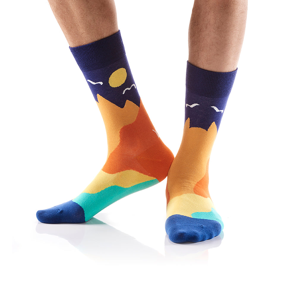 Views: Men's Crew Socks