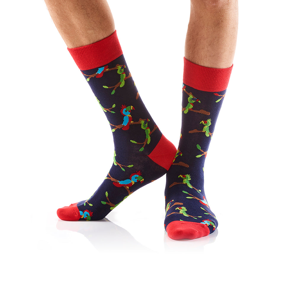 Toucan Sox: Men's Crew Socks