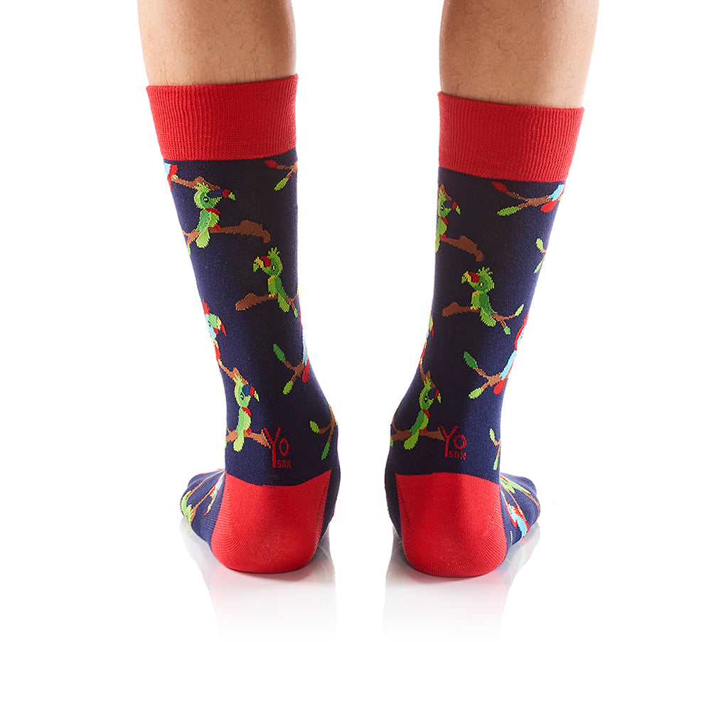 Toucan Sox: Men's Crew Socks - Yo Sox Canada