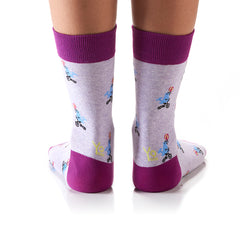 Silly Seal: Women's Crew Socks - Yo Sox Canada