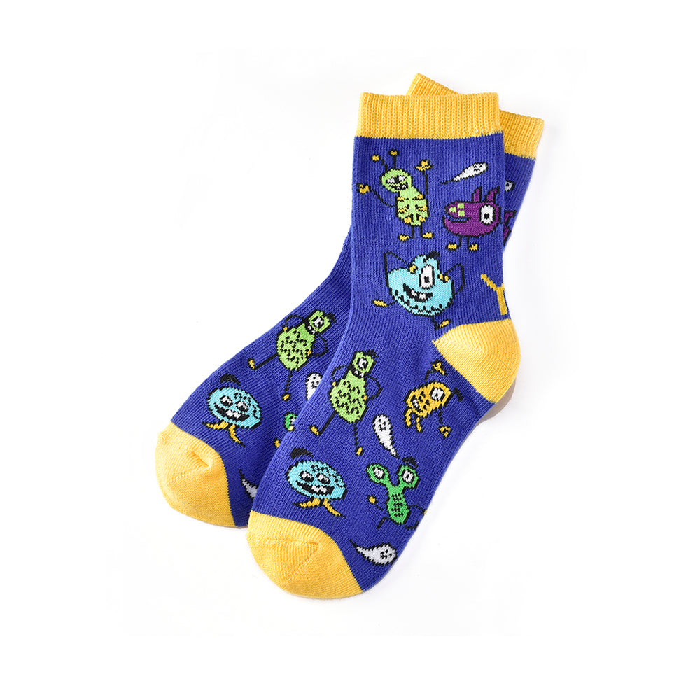 Monster Jam: Kids Socks (Age 3-6) - Yo Sox Canada