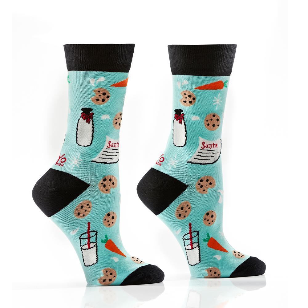 Christmas Eve Goodies: Women's Crew Socks