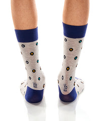 Spin Session: Men's Crew Socks - Yo Sox Canada