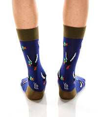 The Hunt: Men's Crew Socks