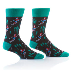 Swish Swish: Men's Crew Socks - Yo Sox Canada