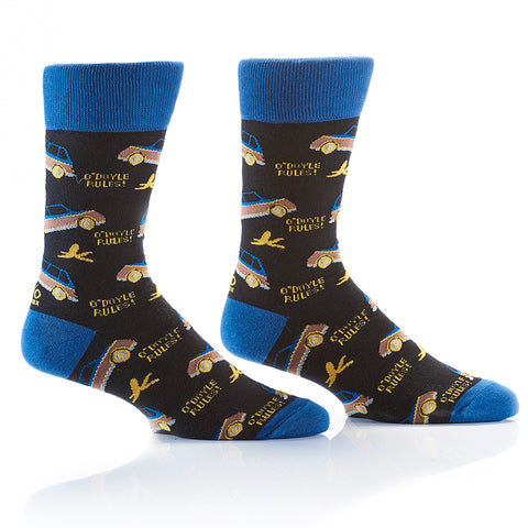 O'Doyle Rules: Men's Crew Socks - Yo Sox Canada
