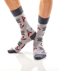 Super Handy Man: Men's Crew Socks