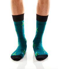 Air Force: Men's Crew Socks - Yo Sox Canada