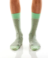 Tee Up: Men's Crew Socks - Yo Sox Canada