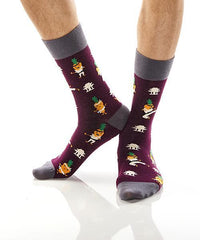 Carrate: Men's Crew Socks