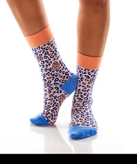 Wild One: Women's Crew Socks - Yo Sox Canada