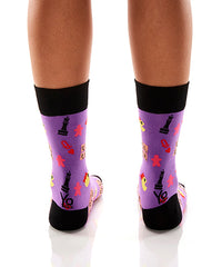Gamer Girl: Women's Crew Socks - Yo Sox Canada