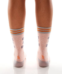 Girls R Great: Women's Crew Socks - Yo Sox Canada