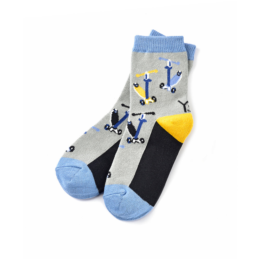 Scoot: Kids Socks (Age 3-6) - Yo Sox Canada