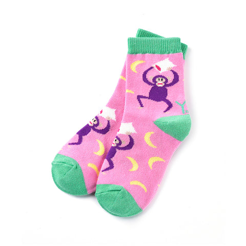 Pilow Fight: Kids Socks (Age 3-6) - Yo Sox Canada