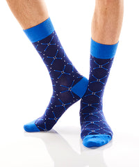 Radiant: Men's Crew Socks - Yo Sox Canada