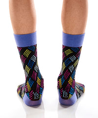 Tally Up: Men's Crew Socks - Yo Sox Canada