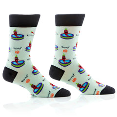 Keep Cool Mens Crew Sox
