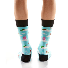Just The Boys Unisex Crew Sox