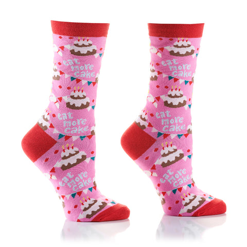 Bday Bash Womens Crew Sox