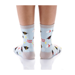 Graduation Nation Womens Crew Sox