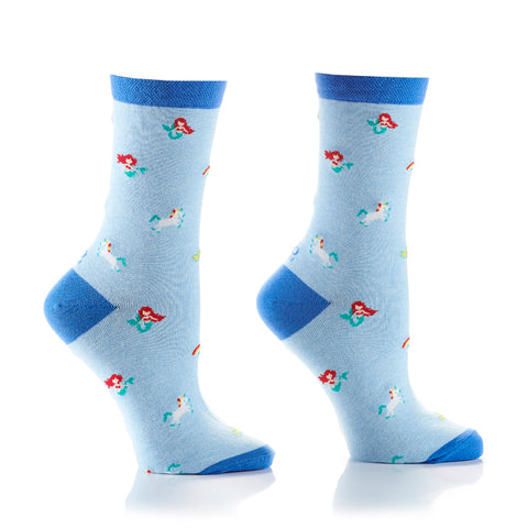 Mini Fantasy Womens Crew Sox