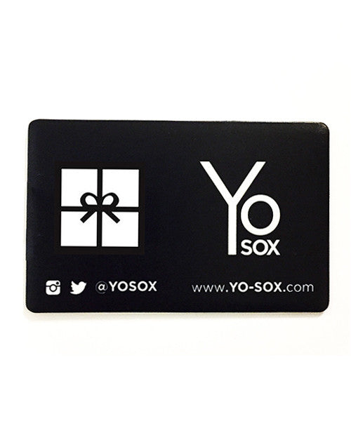 Gift Card - Yo Sox Gift Card