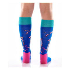 Think Before You Pink: Women's Crew Socks