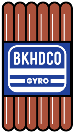 Brooklyn Hot Dog Company Gyro Dogs